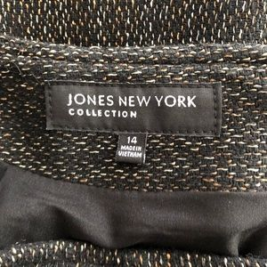Jones New York Skirts - Jones New York Collection Black  straight skirt